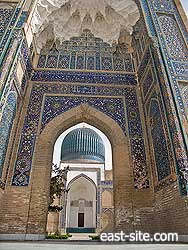 Samarkand historical monuments