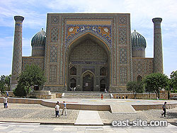 History of Samarkand