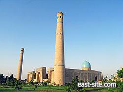 Tachkent Voyage