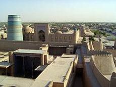 Khiva Travel